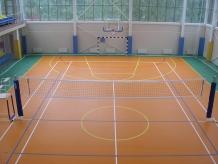 pvc настилки за спортни зали и сгради продукти Bulsof